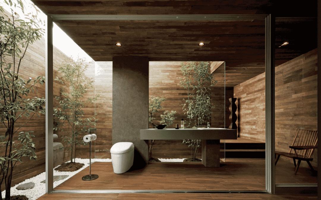 9 Ways To Make Your Bathroom Green