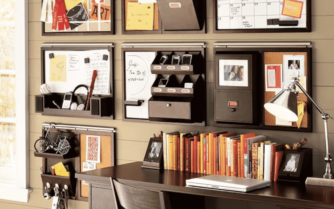 Top Five Organizing Tips For Your Home